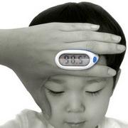 Высокая температура у детей: сбить или не сбить?