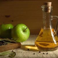 Как производится очищение организма яблочным уксусом