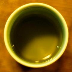 Пьем зеленый чай и худеем!
