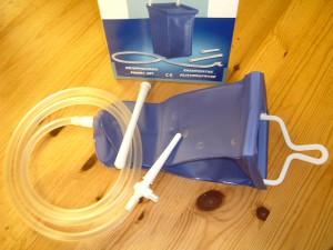 как приготовить клизму для очищения кишечника
