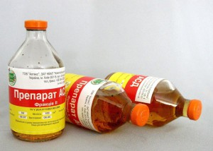 Применение АСД-2 в официальной медицине запрещено
