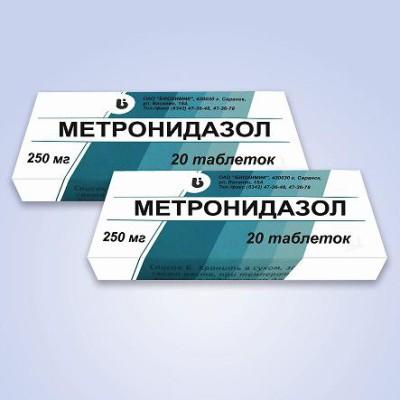 Отзывы о Метронидазоле