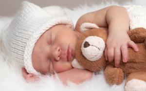 Пеленочный дерматит часто беспокоит маленьких детей