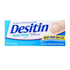 Мазь Деситин борется с кожными дерматитами
