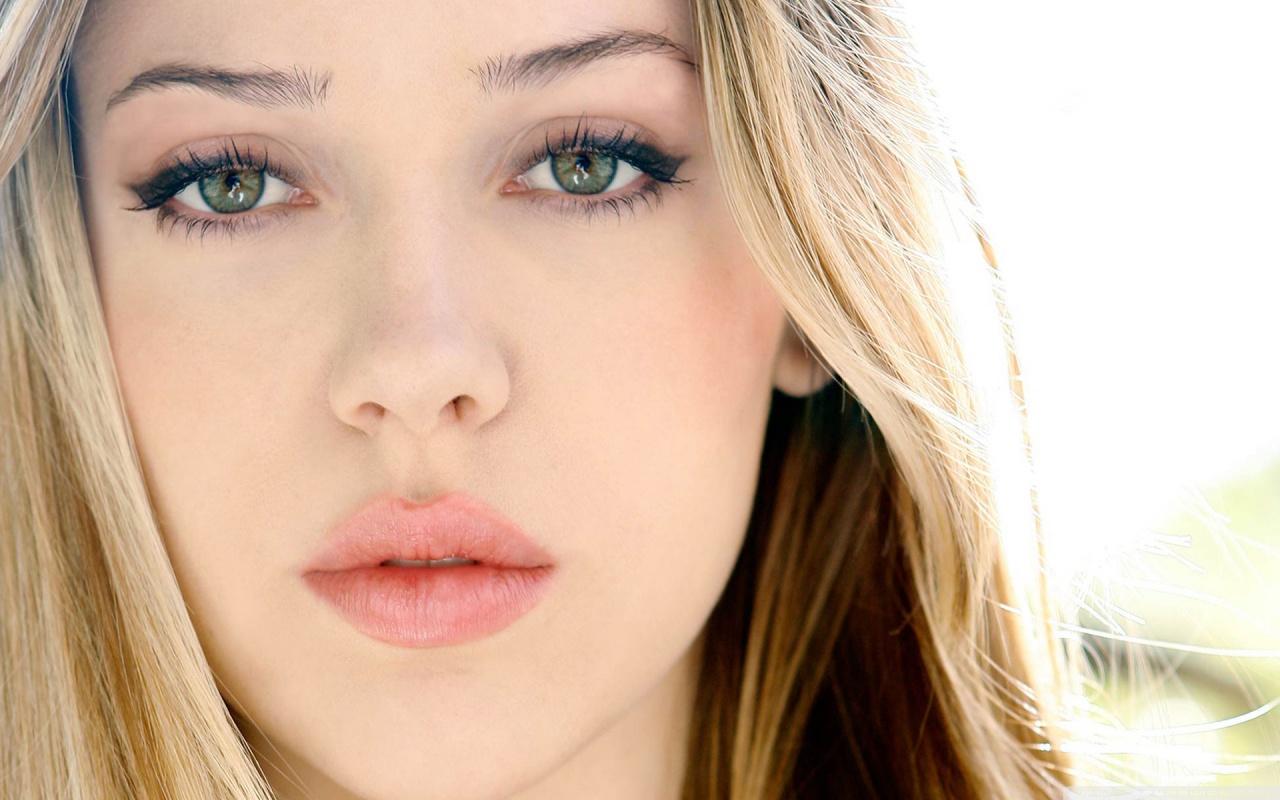 Фото девушек с пухлыми губами 1 фотография