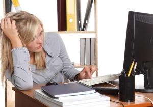 Сидячая работа требует перерывов с зарядкой