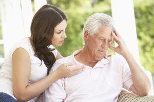 Из-за болезни Альцгеймера человек не может вести нормальный уровень жизни