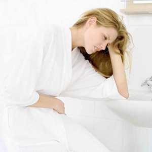 Стафилококк может проявляться в виде расстройств желудка