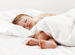 Больному ребенку необходим постельный режим