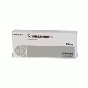 Препарат Клиндамицин воздействует на различные группы бактерий