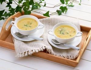 При гастрите нужно кушать супы