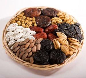Переизбыток калия нельзя вызвать продуктами питания
