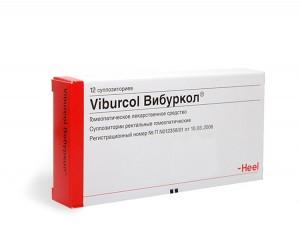Свечи Вибуркол являются универсальным гомеопатическим средством