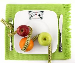 При похудении придерживайтесь принципов питания