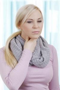Хронический ларинготрахеит является следствием не вылеченной болезни в острой фазе
