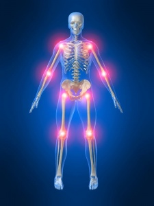 Соли откладываются в организме человека