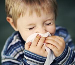 До 3-х лет у ребенка формируется иммунитет