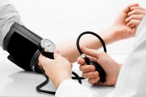 При низком давлении обратитесь к врачу