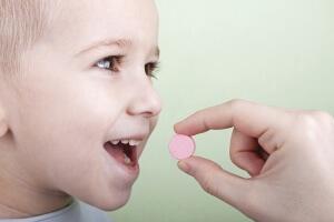 Витамины для детей подбираются с учетом возраста