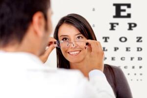 Здоровье глаз определяют по различным факторам
