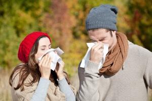 К развитию болезни склонны люди со слабым иммунитетом