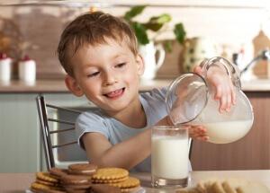 При лактозной недостаточности откажитесь от молочных продуктов