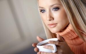 Пациентам рекомендуется теплое питье