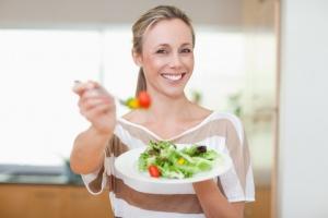 Диета заключается в снижении количества белковой пищи