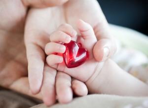 При врожденном пороке сердца нарушено кровообращение
