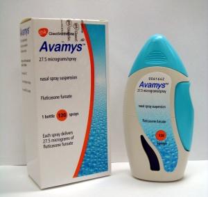 Препарат Авамис относится к гормональным средствам