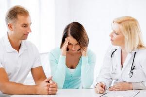 Симптомом геморроя является боль в области анального отверстия