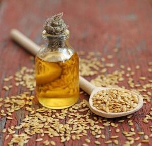 Льняное масло долго сохраняет лечебные свойства