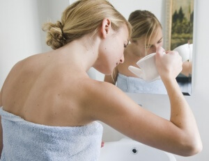 Лекарство для промывания носа выбирает лечащий врач