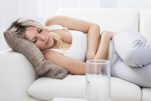Во время беременности может начать болеть печень
