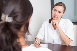 При гиперплазии беременность не развивается