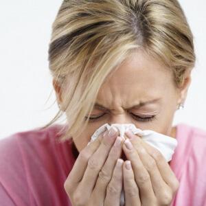 Насморк может симптомом другой болезни