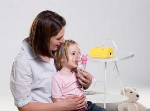 Небулайзер предусматривает лечение различных заболеваний
