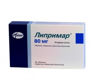 Лекарство Липримар способствует снижению плохого холестерина