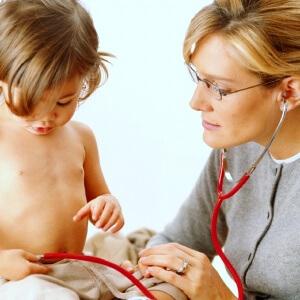 Родители должны проконсультироваться у дерматолога