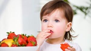 Детям с аллергией нужно правильно питаться