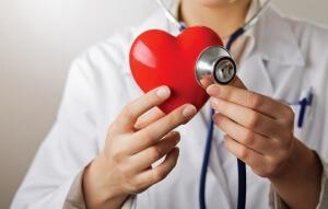 Атриовентрикулярная блокада возникает в результате появления инфаркта миокарда