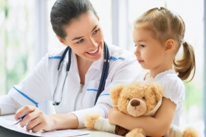 У детей эритроциты повышены во время заболеваний