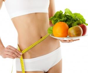 Во время похудения нужно добиваться результата постепенно