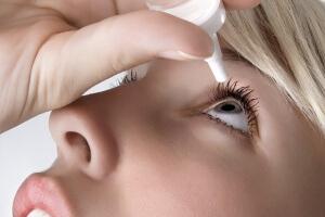 Глазные капли имеют разный механизм действия