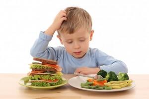 Нужно исключить из рациона продукты-аллергены