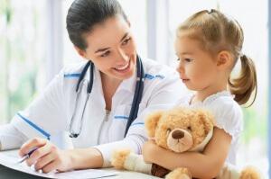 У детей аллергия появляется по различным причинам