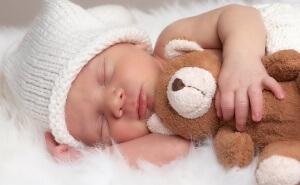 Слизистая оболочка новорожденного находится в стадии формирования