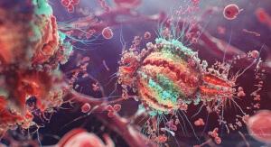 Для ВИЧ-инфекции характерна высокая частота генетической мутации