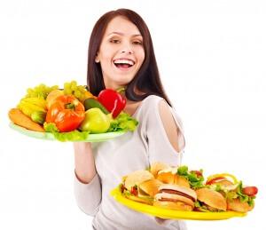 Некоторые продукты вызывают повышение холестерина в крови