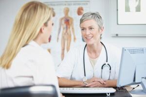 После лапараскопической операции пациент может почти сразу вернуться к работе